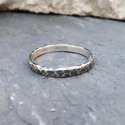 Narrow Meteorite Ring