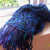 October Afternoon Scarf OOAK  RESERVED FOR JEAN@talkingbeads