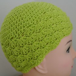 Crochet Child's Beanie Hat