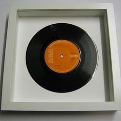 "David Bowie - ""Starman"" Framed Record"