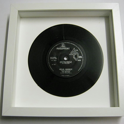 "The Beatles - ""Hello Goodbye"" Framed Record"