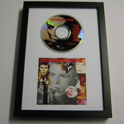 "David Bowie - ""ChangesBowie"" Framed CD"