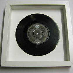 "Elvis Presely - ""Loving You"" Framed Record"