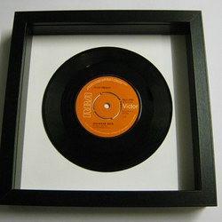 "Elvis Presely - ""Jailhouse Rock"" Framed Record"