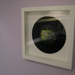"The Beatles - ""Hey Jude"" Framed Record"
