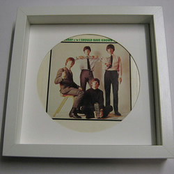 "The Beatles - ""Yesterday, I Should Have Known Better"" Framed Record Sleeve"