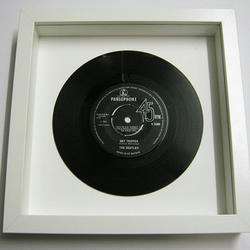 "The Beatles - ""Day Tripper"" Framed Record"