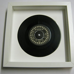 "Queen - ""Don't Stop Me Now"" Framed Record"