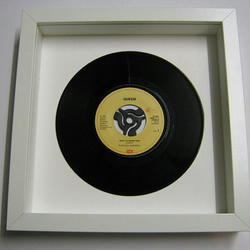 "Queen - ""I Want To Break Free"" Framed Record"