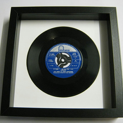 "Jane Birkin & Serge Gainsborough - ""Je T'Aime"" Framed Record"