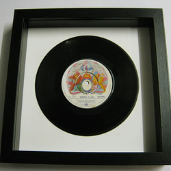 "Queen - ""Somebody To Love"" Framed Record"