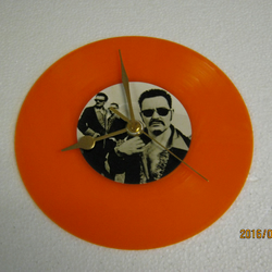 "Therapy - ""Stories'"" Record Wall Clock"