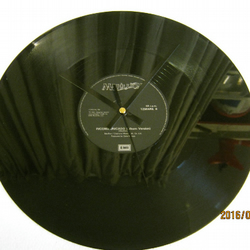 "Marillion - ""Incommunicado"" Record Wall Clock"