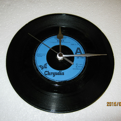 "Blondie - ""Denis (Denee)"" Record Wall Clock"