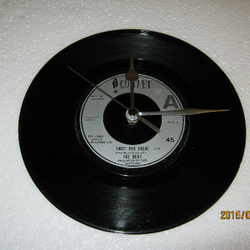 "The Beat - ""Twist And Crawl"" Record Wall Clock"