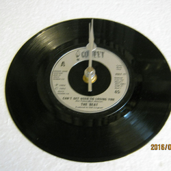 "The Beat - ""Can't Get Used To Losing You"" Record Wall Clock"