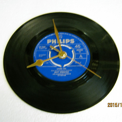 "Dusty Springfield - ""Losing You"" Record Wall Clock"