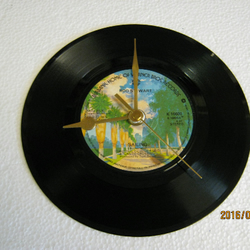 "Rod Stewart - ""Sailing"" Record Wall Clock"