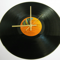 "Jefferson Starship - ""Freedom At Point Zero"" Record Wall Clock"