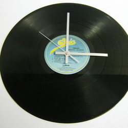 "Michael Jackson - ""Thriller"" Record Wall Clock"