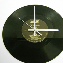 "Jesus Jones - ""Right Here, Right Now"" Record Wall Clock"