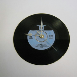 "The Kinks - ""Apeman""  Vinyl Record Wall Clock"