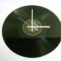 "New Order ""Blue Monday"" 12"" Vinyl Record Wall Clock"