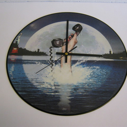 "Scissor Sisters - ""Mary"" Picture Disc 12"" Vinyl Record Wall Clock"