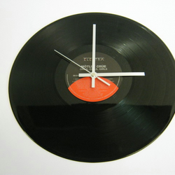 "Motley Crue - ""Girls Girls Girls"" 12"" Vinyl Record Wall Clock"