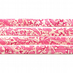 Lagos Laurel A - Liberty fabric bias binding