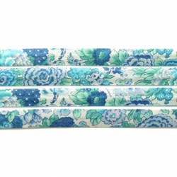Elysian G - Liberty fabric bias binding, sewing supplies
