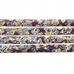 Tatum H - Liberty fabric bias binding, haberdashery supplies