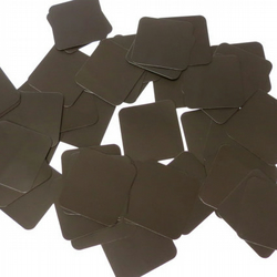 10x anti tarnish tabs for storing sterling silver, gold and other metals