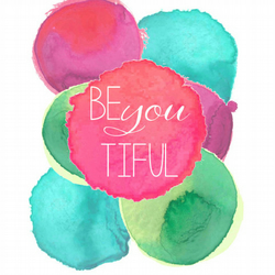Instant Download - ' Be You Tiful '