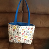 Crafters tote bag with internal pockets