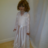Kate Middleton wedding dress dressing-up costume