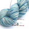 SALE SECOND - April Showers - Superwash Bluefaced Leicester 4-ply yarn