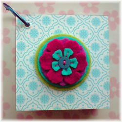'Lovely Layers' Jotter Pad