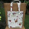 Tote bag - Farm produce, rustic design