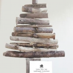 Make Your Own Driftwood Christmas Tree Kit
