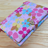 Fabric Covered Notebook- Bold Flowers