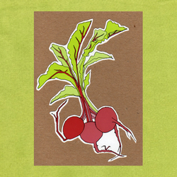 beetroot seed card