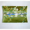 Pocket tissue holder satin