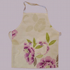 Girl's apron pretty floral