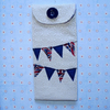 Glasses case - Bunting