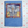 Diary 2013 - denim with elephant