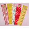 Emery board (nail file) in pretty holder or case