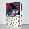 SALE Diary 2014 fabric covered Scottie dogs