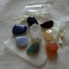Chakra Crystals and Quartz Crystals for Crystal Grid layouts