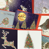 Christmas OFFER pack of 10 different Designs